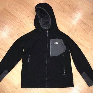 Boys northface coat size 10/12